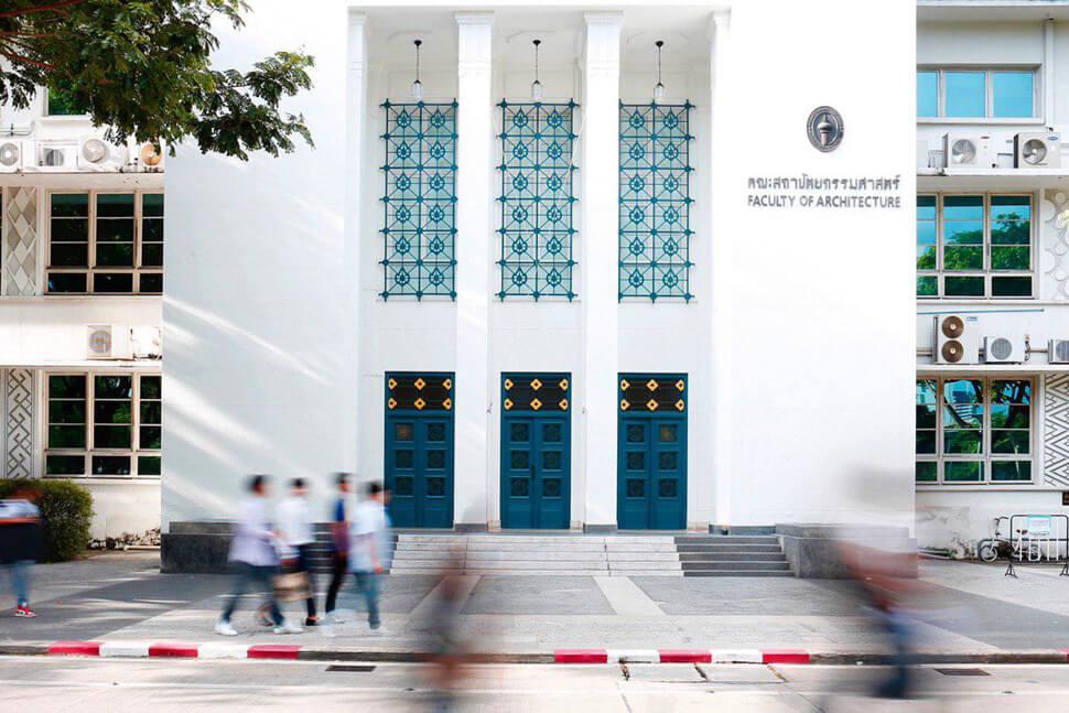 News เปิดห้องสมุดใหม่ สถาปัตย์ จุฬาฯ โดดเด่นทั้งดีไซน์และแนวคิด 2