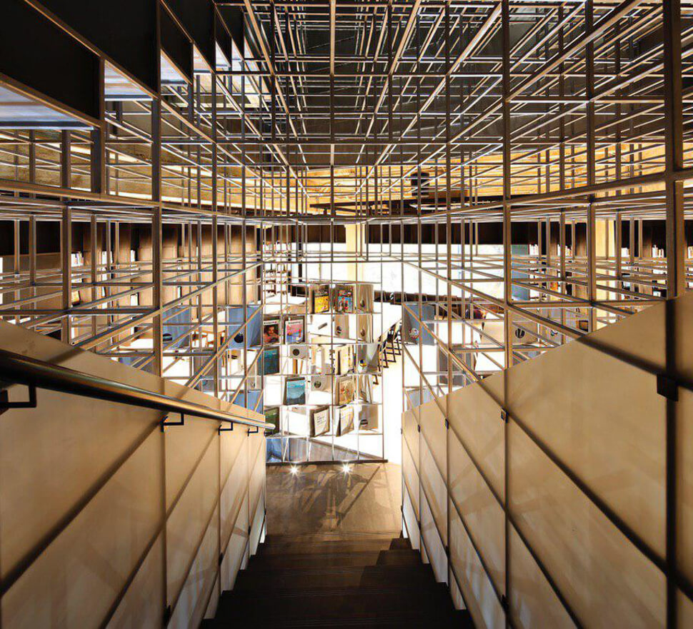 News เปิดห้องสมุดใหม่ สถาปัตย์ จุฬาฯ โดดเด่นทั้งดีไซน์และแนวคิด 5