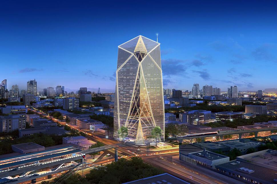 """News """"spring Tower"""" อาคารสำนักงานเกรดเอพร้อมเปิด พ.ย. 2"""