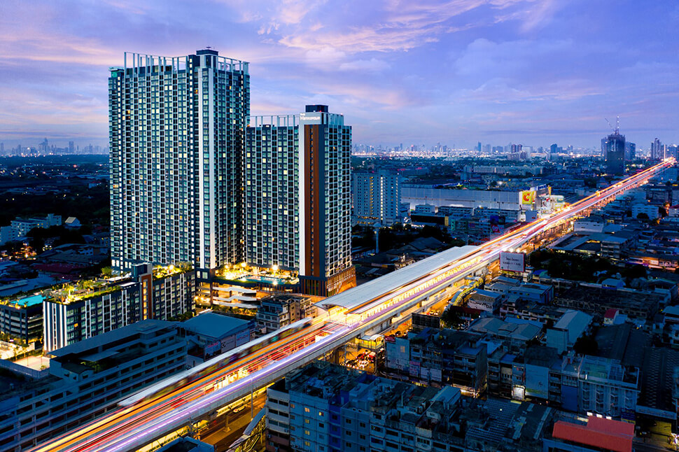 News The Metropolis Samrong Interchange กวาดยอดขาย 70% 3
