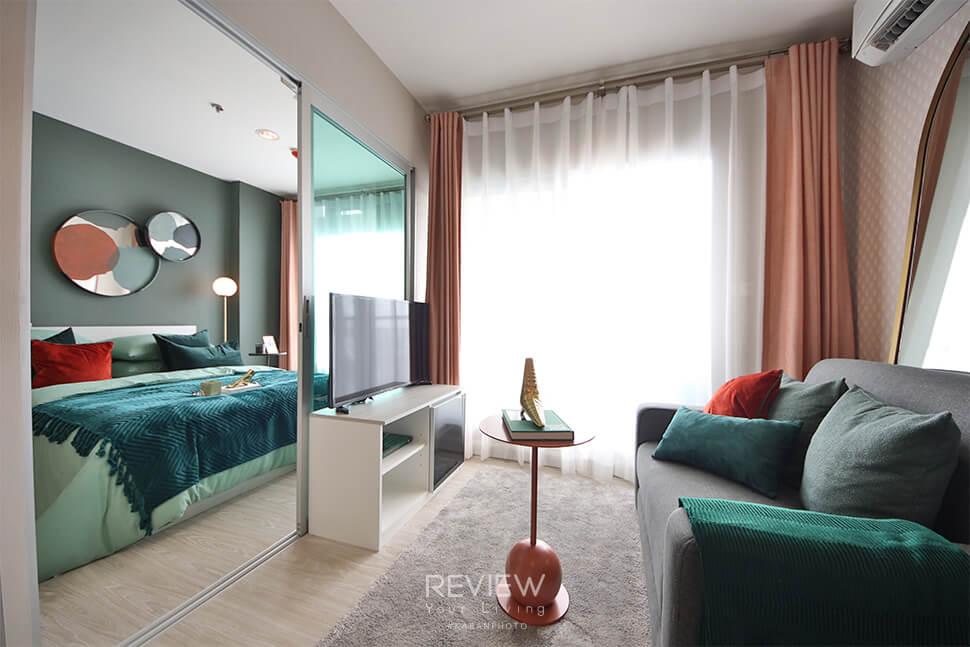คอนโด Aspire Ngamwongwan ห้อง Type A