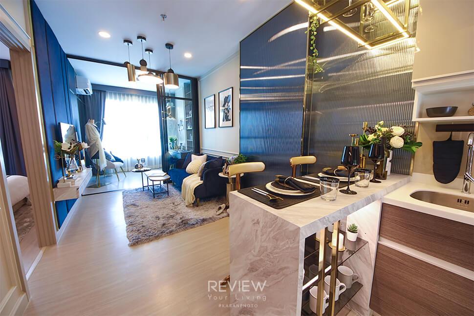 1 Bedroom Plus โครงการ Supalai Lite Thaphra Wongwianyai