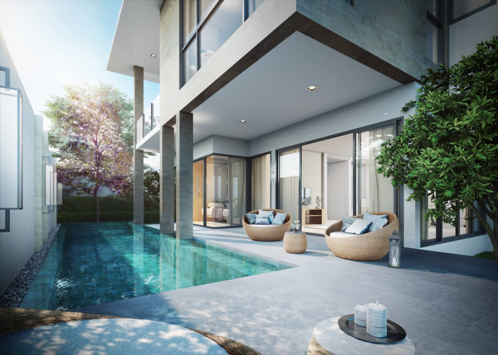 Lifestyle Thew Talay Commercial Area 15
