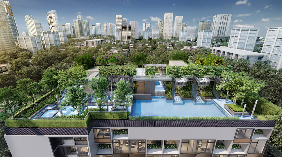 News Walden Thonglor 8 Rooftop