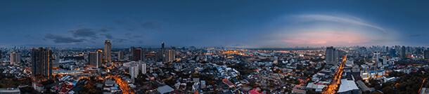 วิวจากโครงการ IDEO Sukhumvit-Rama 4