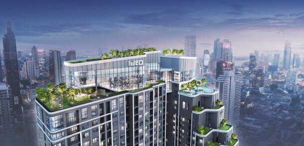 Rooftop Facilities Ideo Chula-Samyan