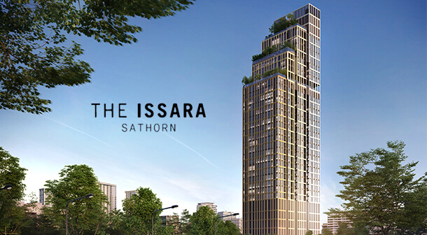 Review The Issara Sathorn 1