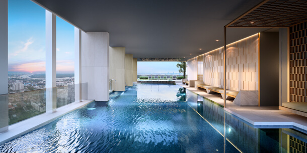 Review The Issara Sathorn 8
