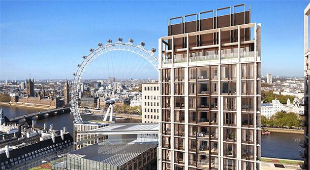 8 Casson Square Southbank Place London 1