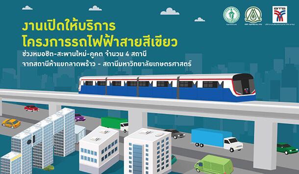 Bts Ha Yaek Lat Phrao Station Kasetsart University Station 4