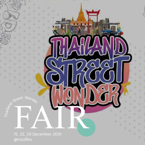 Thailand Street Wonder
