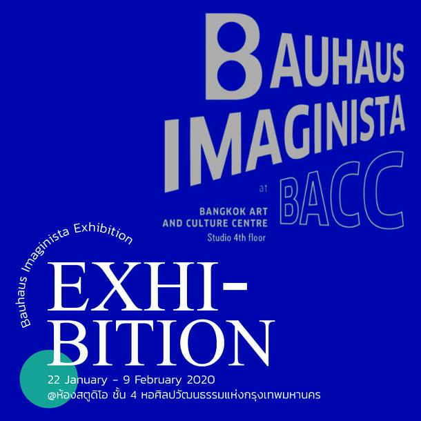 Bauhaus Imaginista Exhibition