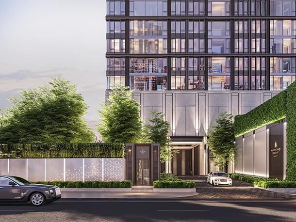 """คอนโด 2020 ใกล้รถไฟฟ้า เอกมัย """"Mulberry Grove Sukhumvit"""""""