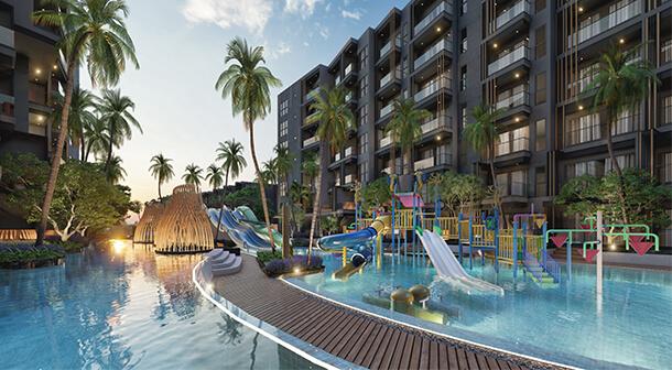 Carapace Huahin-Khaotao คอนโด หัวหิน และโรงแรม หัวหิน