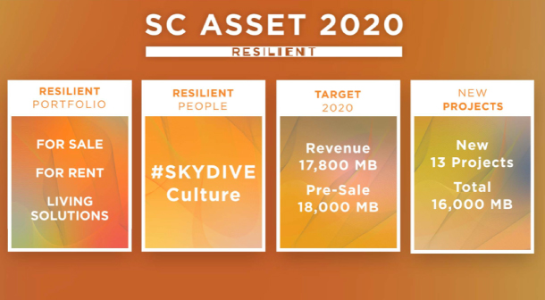 Sc Asset Business Plan 2020 2