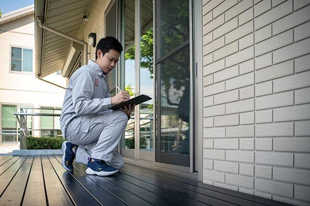 เอสซีจี ไฮม์ เทคโนโลยีการสร้างบ้านจากญี่ปุ่น