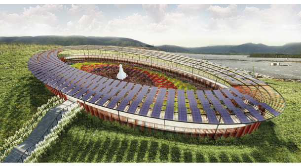 City Of Future Solar Cell