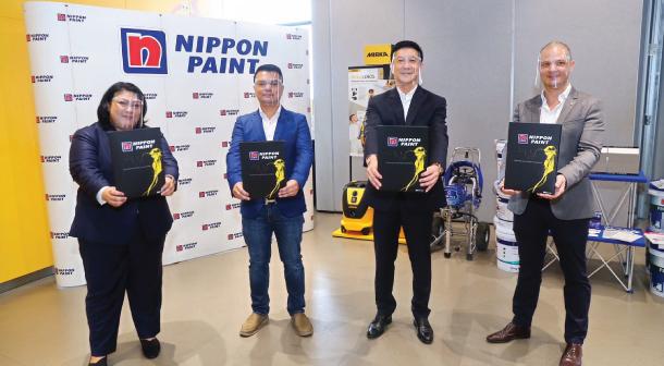 Nippon Paint X 3 Partner 2