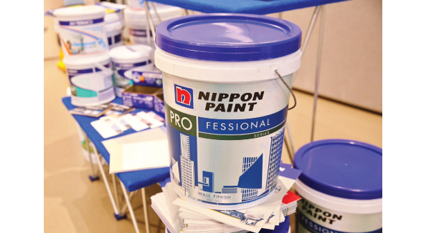 Nippon Paint X 3 Partner 3
