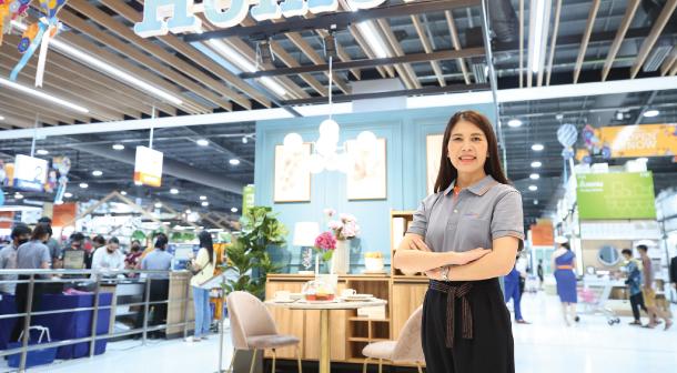 Homepro New Store Rangsit Saowanit