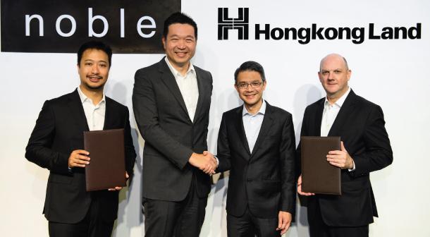Noble Hongkongland