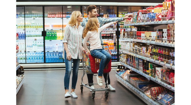Shopping Supermarket
