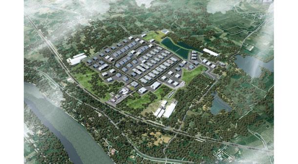 Singh Estate World Food Valley Thailand